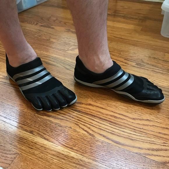 Mens Adidas 5 Toe Adipure Shoes